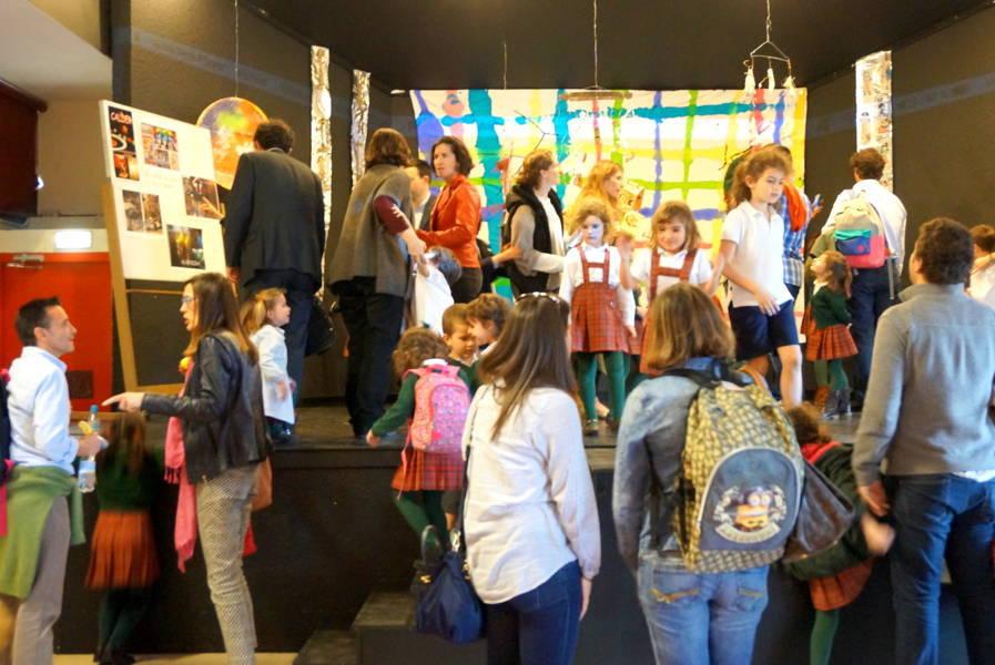 Exposition Arts et Danse le 31 mars, par les élèves de CP
