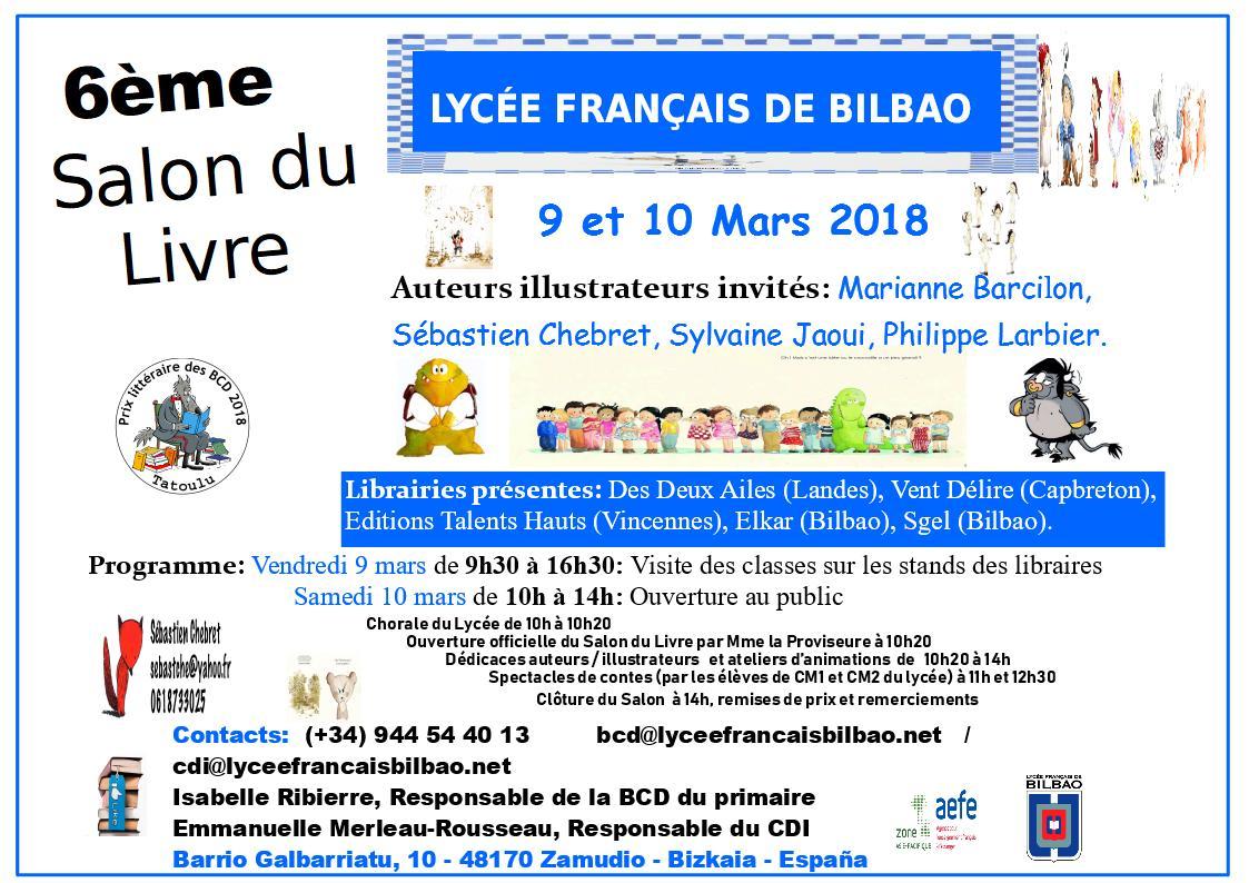 Administrateur Lycee Francais De Bilbao