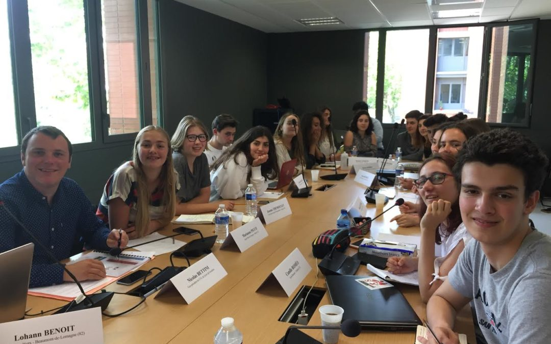 Reunión con los representantes electos del CAVL – Academie de Toulouse